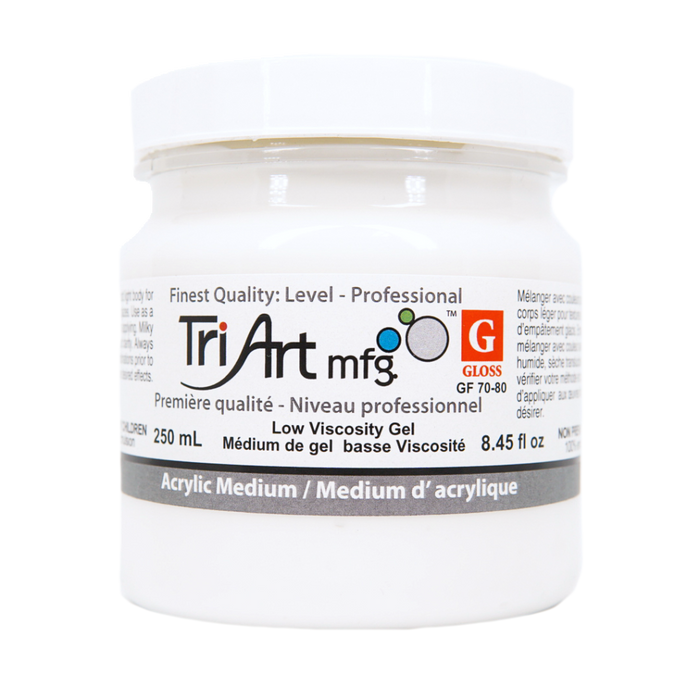 Tri-Art Mediums - Low Viscosity Gel Gloss (4438797582423)
