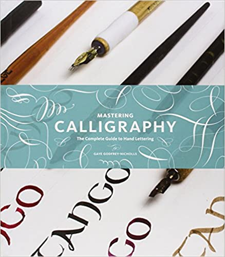 Mastering Calligraphy (4508846358615)