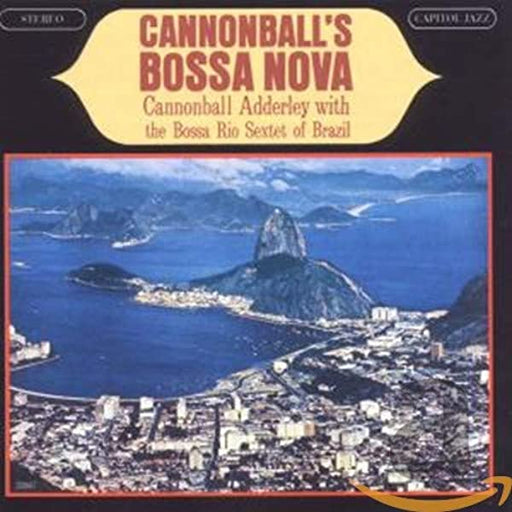 CANNONBALL ADDERLEY Plays Bossa Nova (4576195444823)