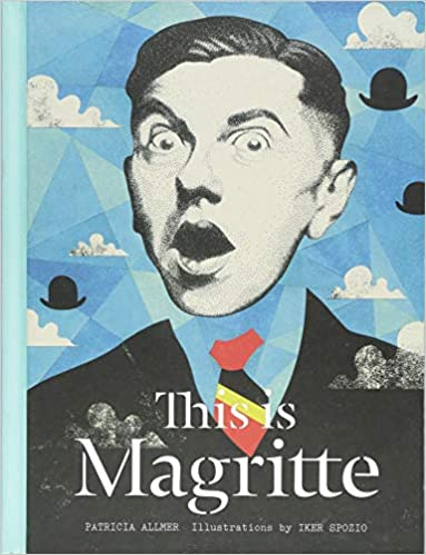 Chronicle Books - This is Magritte (4508846719063)