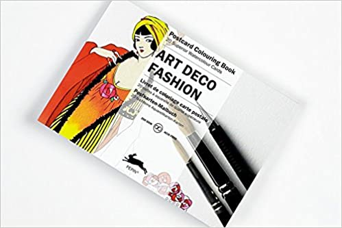 Pepin - Art Deco, 20 - 4.5 x 6 inch postcards - 96181 (4441986498647)