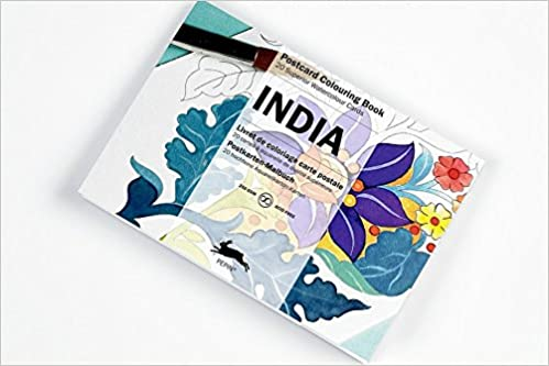 Pepin - India, 20 - 4.5 x 6 inch postcards - 96150 (4441986990167)