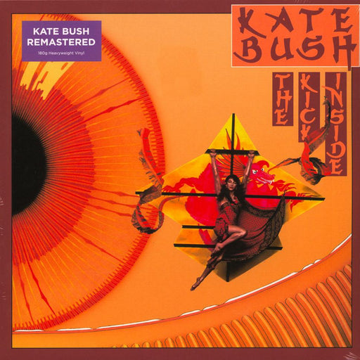 Kate Bush - Kick Inside (4576187678807)