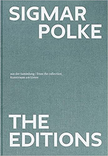 ArtBook - Sigmar Polke: The Editions (4508845113431)