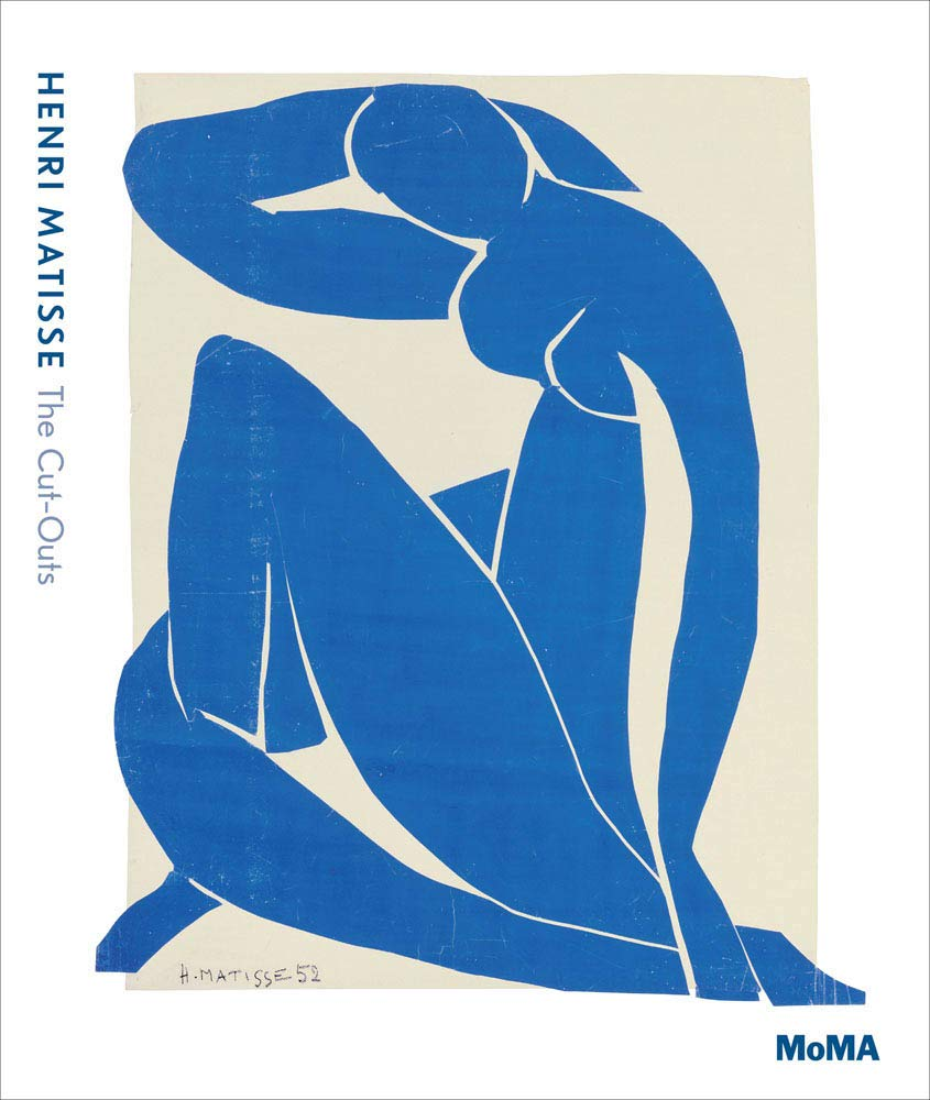ArtBook - Henri Matisse: The Cut-Outs (4508844654679)