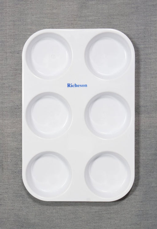 Jack Richeson - 6 Well Muffin Tin Palette (4546974842967)