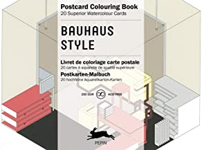 Pepin - Bauhaus Style - 20 designs/pages per book - 96235 (4441986793559)