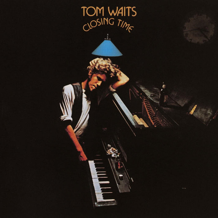 WAITS, TOM - Closing Time (Remastered) - Vinyl (4576190136407)