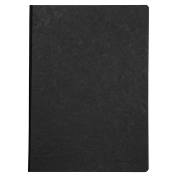 AGE-BAG NOTEBOOK LINED 5¾x8¼ BLACK (4673883537495)