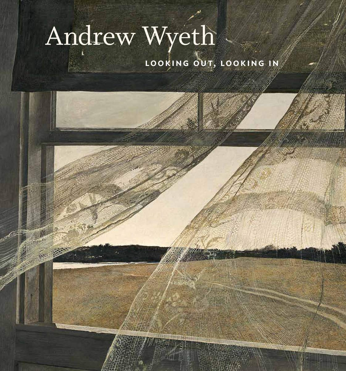 Books - Andrew Wyeth Looking Out, Looking In (4508845441111)