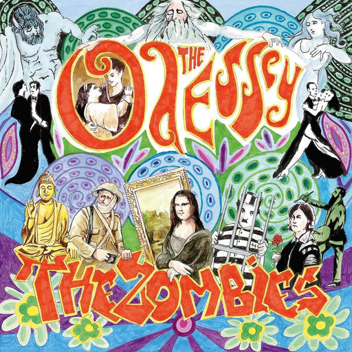"ArtBook - The ""Odessey"": The Zombies in Words and Images (4508845277271)"