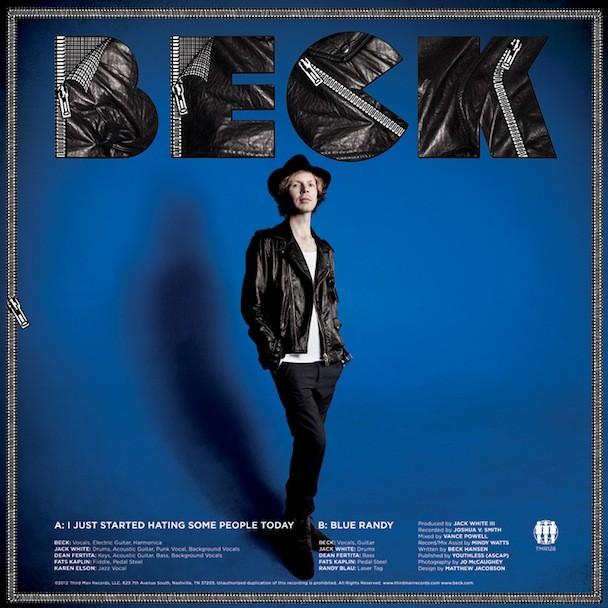 Beck - I Just Started Hating Some People Today (4576180437079)