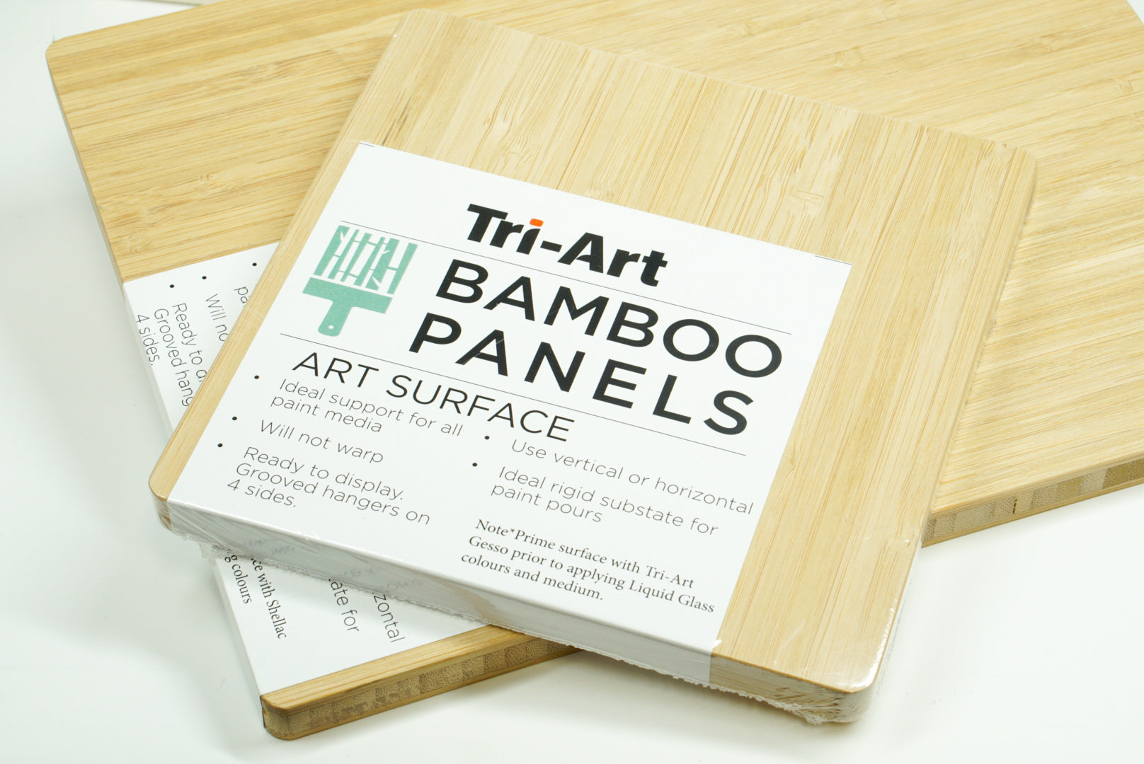 Tri-Art Bamboo Panels (4456399274071)