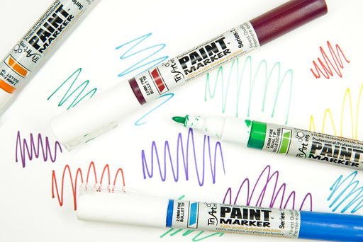 Tri-Art Finest Quality Marker - Burnt Sienna (4446606786647)