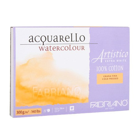Fabriano - Artistico Watercolour Block (4447361794135)