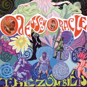 Zombies - Odessey And Oracle (4576206159959)