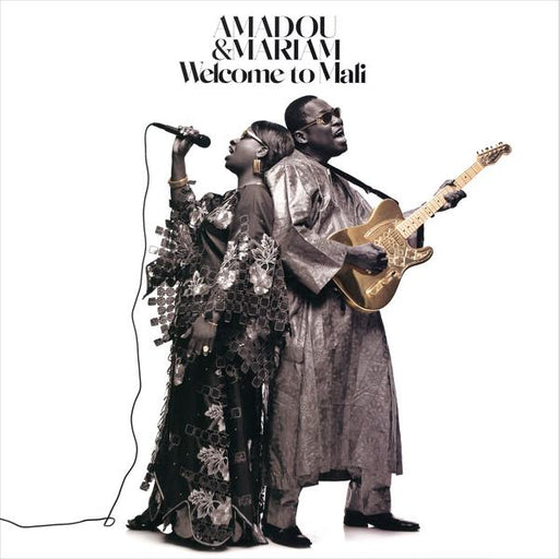 Amadou & Mariam - Welcome to Mali (4576183091287)