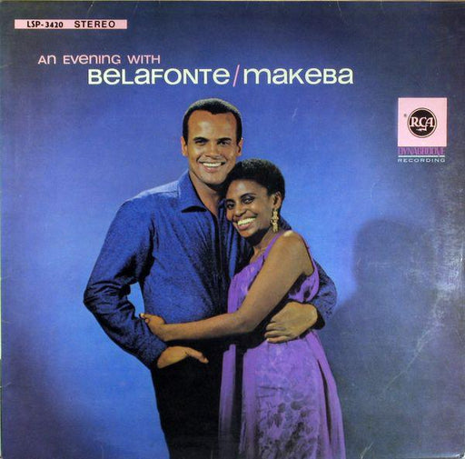 Belafonte & Makeba - An Evening with Belafonte & Makeba (4576187121751)