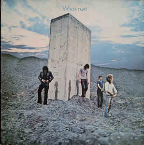 WHO - WHOS NEXT (180G) - MOVLP664 (4576206192727)