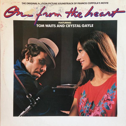 TOM WAITS ONE FROM THE HEART (4576190169175)