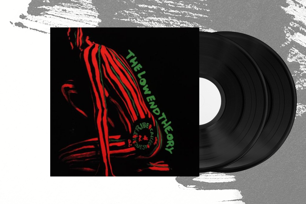 A Tribe Called Quest Low End Theory 2xLP (4576181715031)