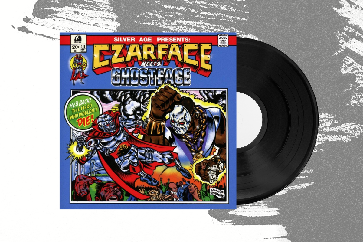 Czarface Meets Ghostface LP (4576198164567)