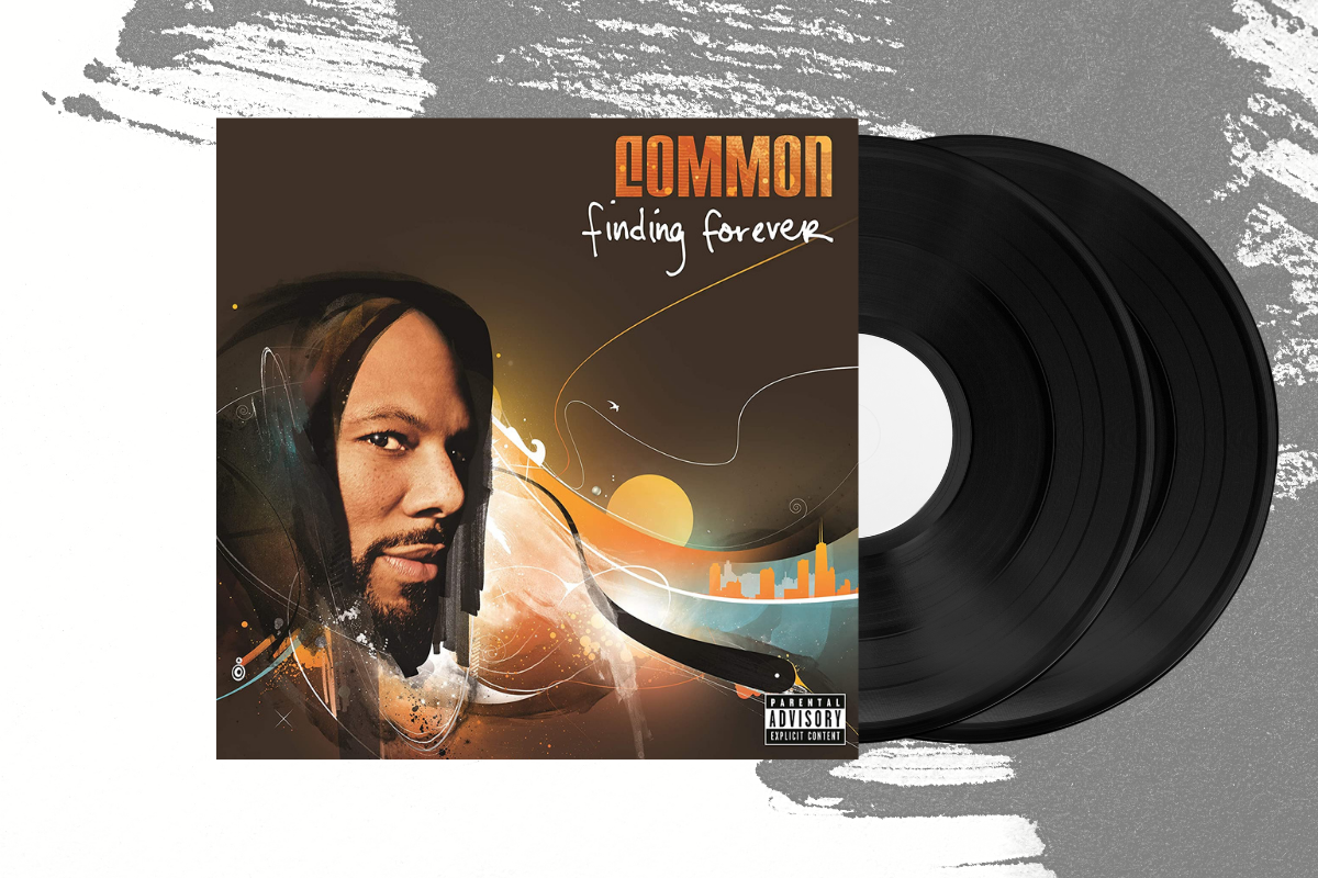 Common Finding Forever 2xLP (4576198852695)