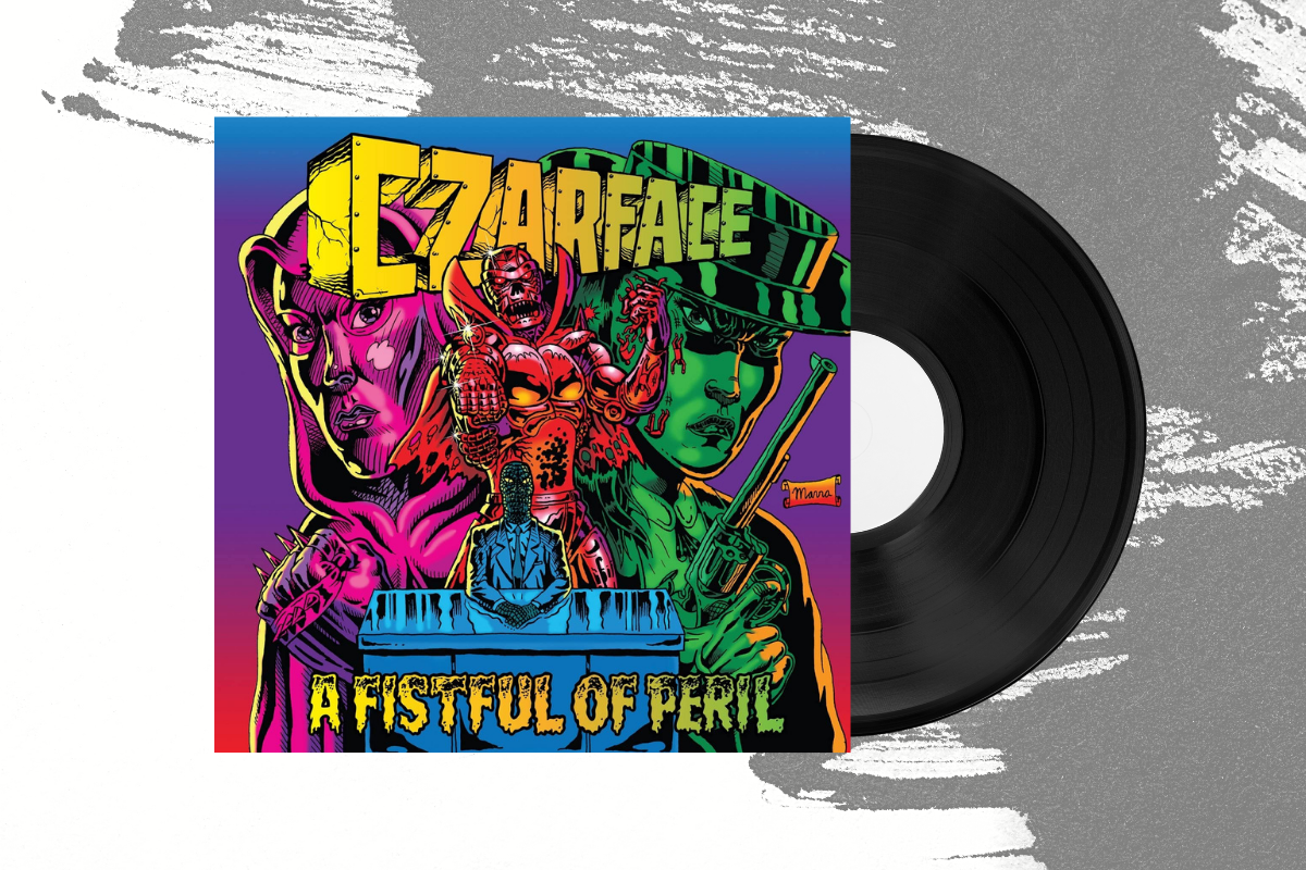 CZARFACE A FISTFUL OF PERIL (4576198819927)