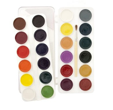 Jack Richeson - Watercolour Pan Sets (4441852379223)