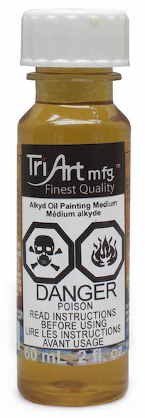 Tri-Art Oils - Alkyd Oil Medium (4438801252439)