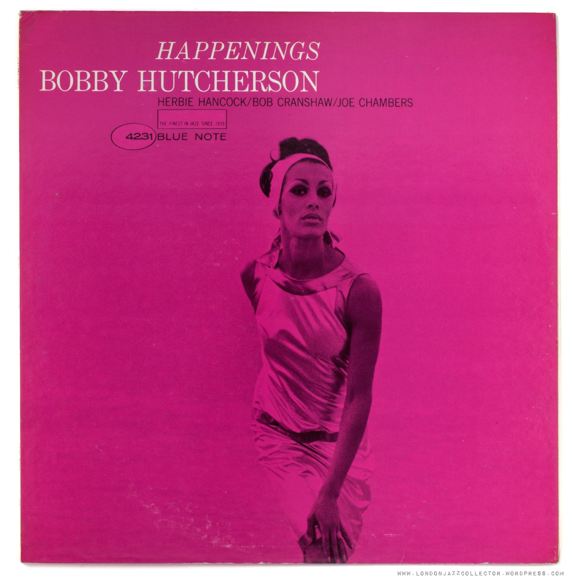 Bobby Hutcherson - Happenings (4576185385047)