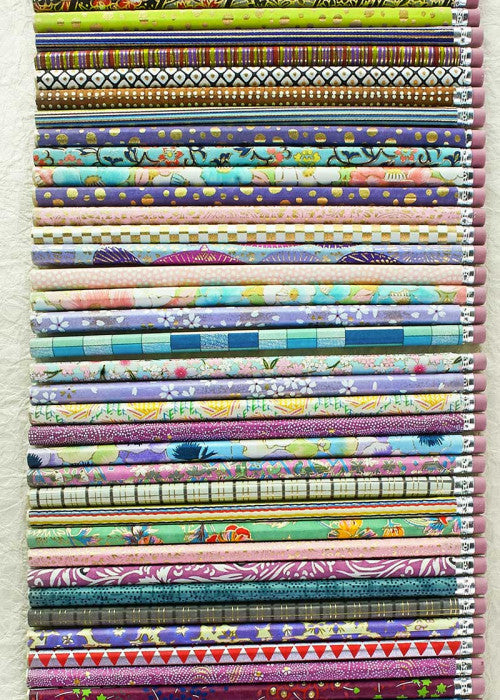 The Japanese Paper Place - Chiyogami Covered Pencils - Singles (4636286451799)