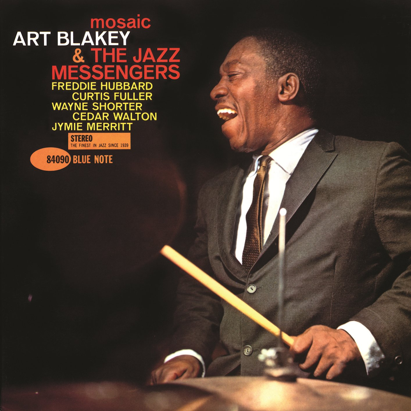 Art Blakey & the Jazz Messengers - Mosaic (4576183746647)