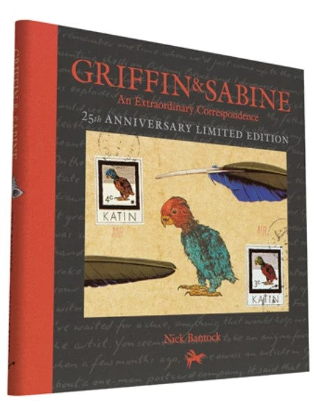 Chronicle Books - Griffin and Sabine 25th Anniversary Edition (4636985688151)
