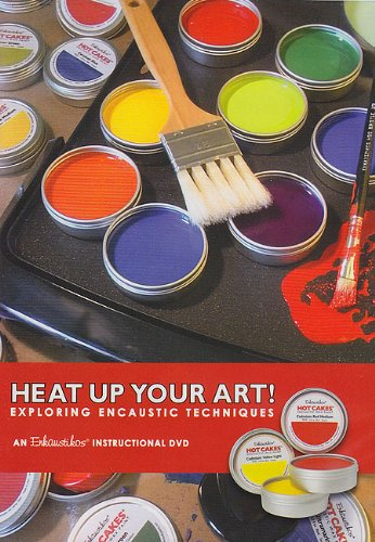 Hot Cakes - Instructional DVD Heat Up Your Art (4633919979607)