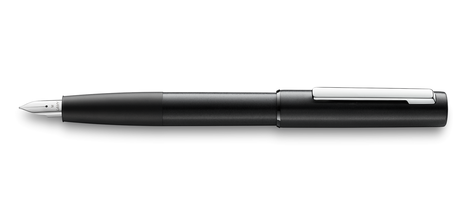 Lamy - Aion - Fountain Pen - Black (4441991774295)
