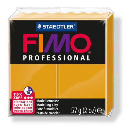 Staedtler-Mars - Modelling Clay Fimo Professional - Ochre
