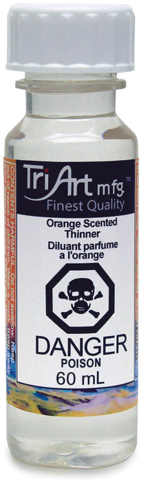 Tri-Art Oils - Orange scented thinner (4438801875031)