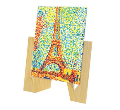 Faber-Castell - Paint by Number Museum Series - Eiffel Tower (4635757183063)