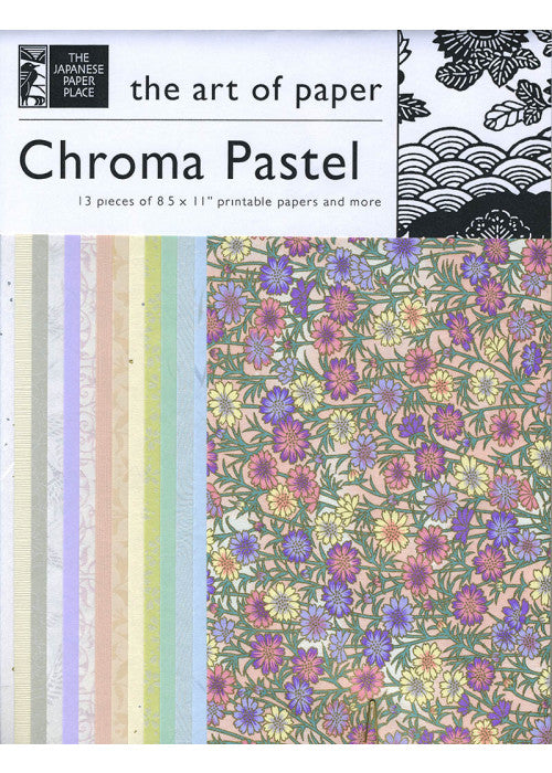 The Japanese Paper Place - Chroma Pastel Set (4636275212375)