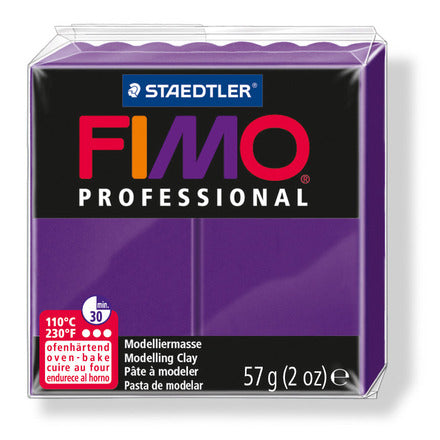Staedtler-Mars - Modelling Clay Fimo Professional - Lilac Purple (4443468136535)