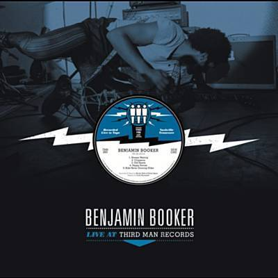Benjamin Booker - Live at Third Man (4576180895831)