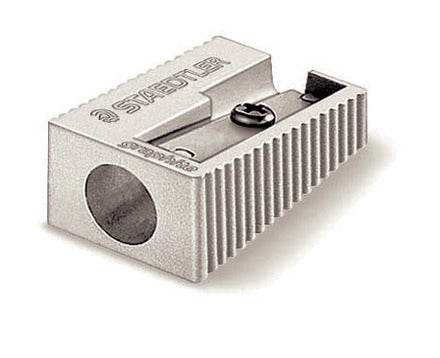 Staedtler-Mars - Single Hole Metal Sharpener (4443466170455)