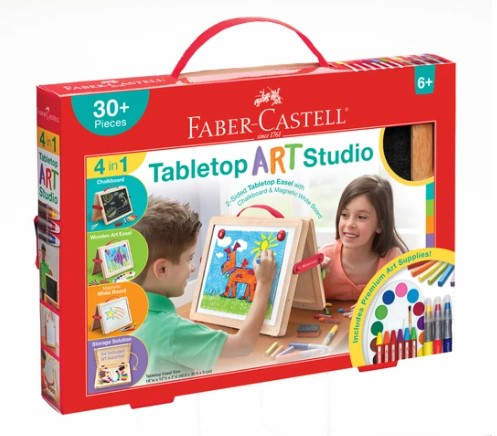 Faber-Castell - Tabletop Art Studio (4635770552407)