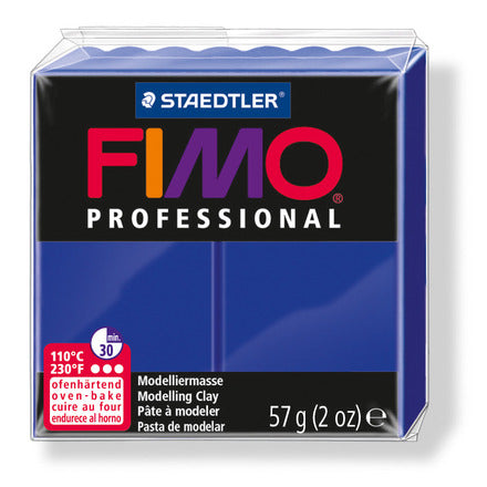Staedtler-Mars - Modelling Clay Fimo Professional - Ultramarine (4443468103767)