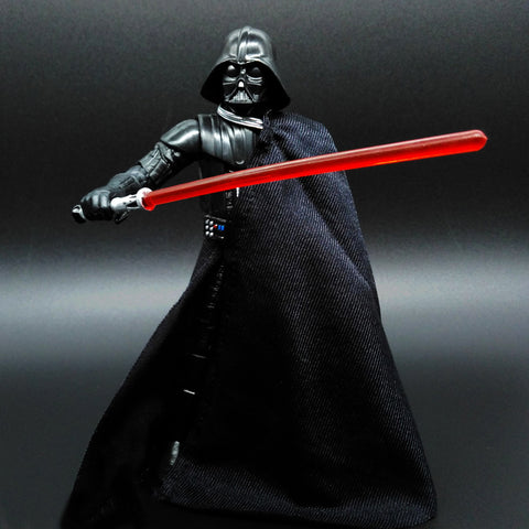 Darth Vader Revenge Of The Sith Action Figure Star Wars Geekly Station