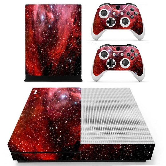 Red Night Skin for Xbox One S