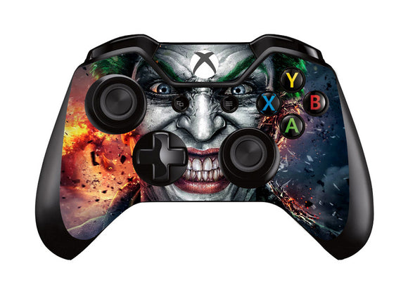 The Joker Skin for Xbox One Controller