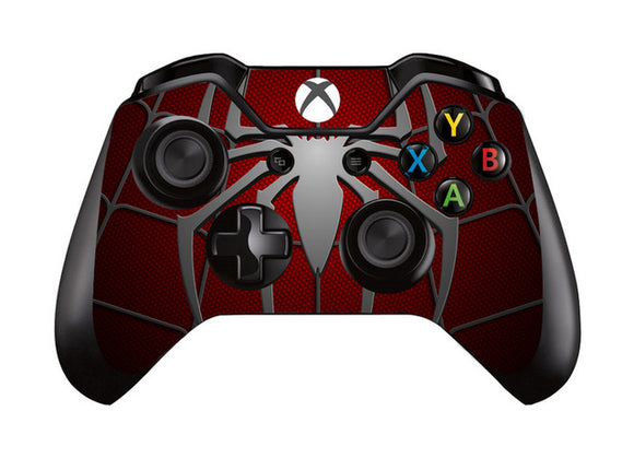 Spiderman Skin for Xbox One X Controller