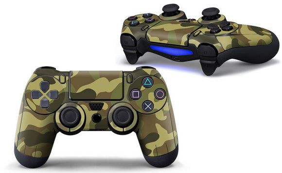 Camo Skin for PS4 Controller